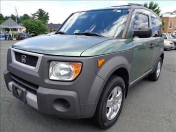 2003 Honda Element for sale in Purcellville, VA