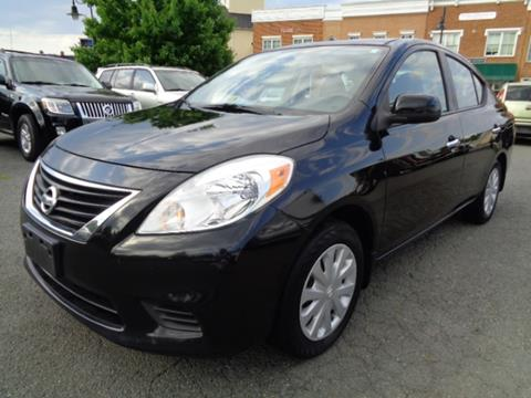 2013 Nissan Versa for sale in Purcellville, VA