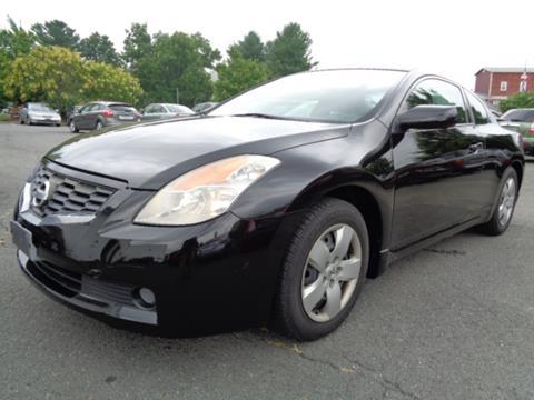 2008 Nissan Altima for sale in Purcellville, VA