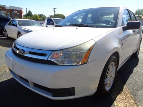 2008 Ford Focus for sale in Purcellville, VA