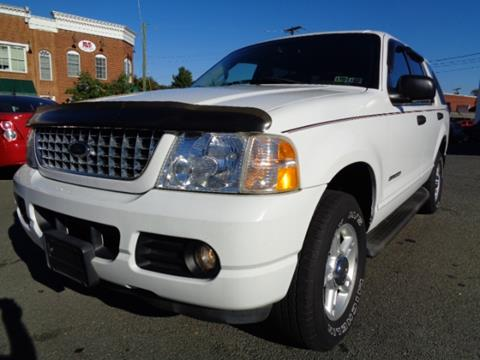 2004 Ford Explorer for sale in Purcellville, VA
