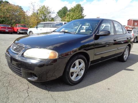 2001 Nissan Sentra for sale in Purcellville, VA
