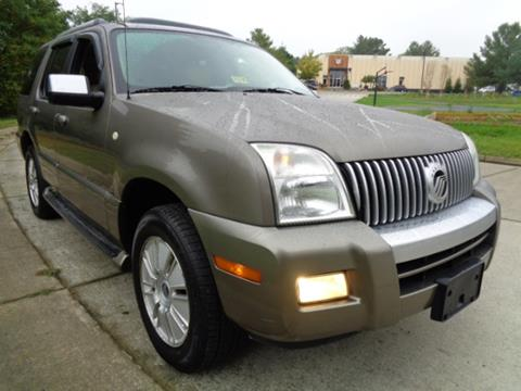 2006 Mercury Mountaineer for sale in Purcellville, VA
