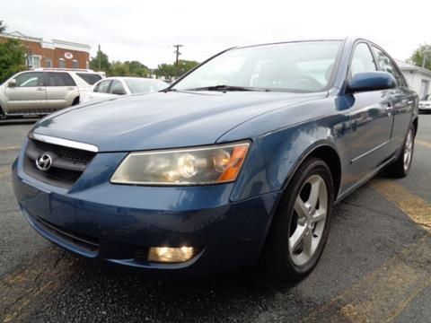 2006 Hyundai Sonata for sale in Purcellville, VA