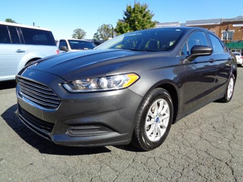 2015 Ford Fusion for sale in Purcellville, VA