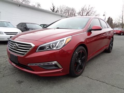 2015 Hyundai Sonata for sale in Purcellville, VA