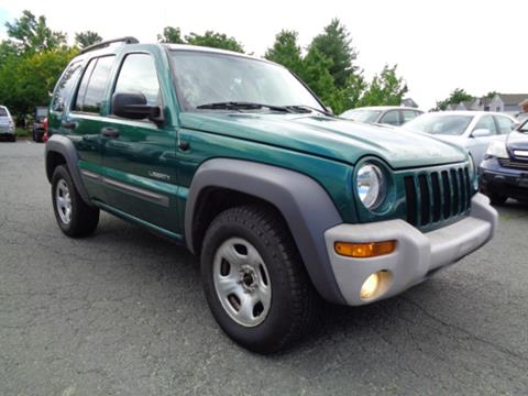 2004 Jeep Liberty for sale in Purcellville, VA