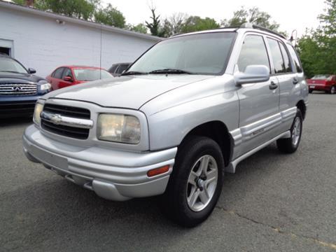 2003 Chevrolet Tracker for sale in Purcellville, VA