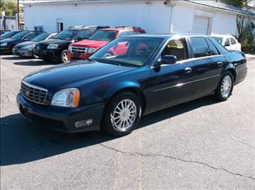 2005 Cadillac DeVille for sale in Purcellville, VA