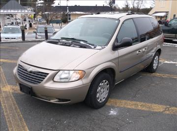2003 Chrysler Voyager for sale in Purcellville, VA