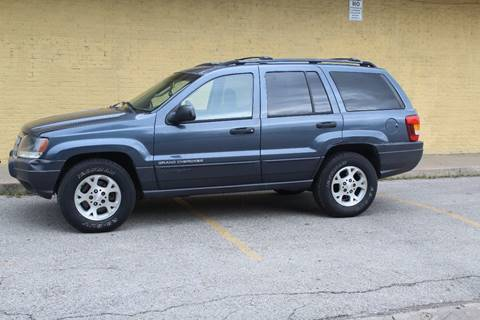 2003 Jeep Grand Cherokee for sale in Houston, TX
