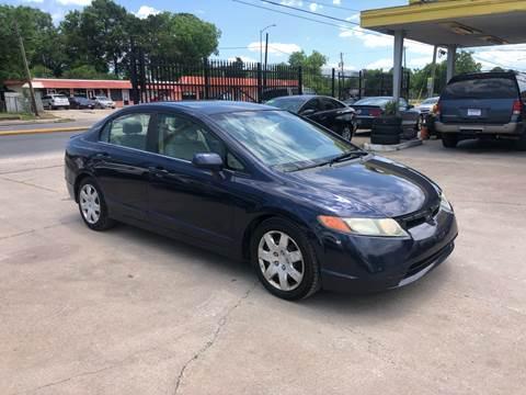 2006 Honda Civic for sale in Houston, TX