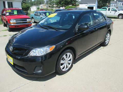 2012 Toyota Corolla for sale in Mansfield, OH