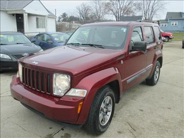 2008 Jeep Liberty for sale in Mansfield, OH