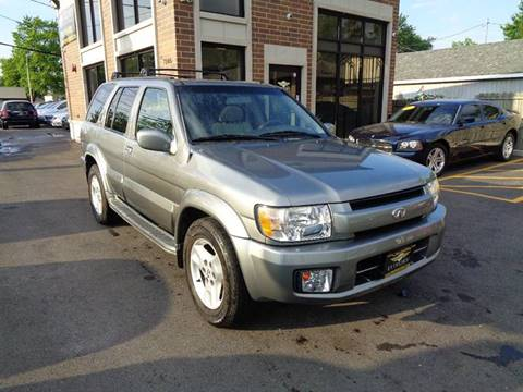 2003 Infiniti QX4 for sale in Bridgeview, IL