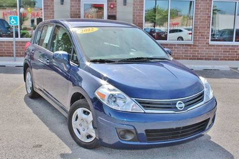 2012 Nissan Versa for sale in Bridgeview, IL