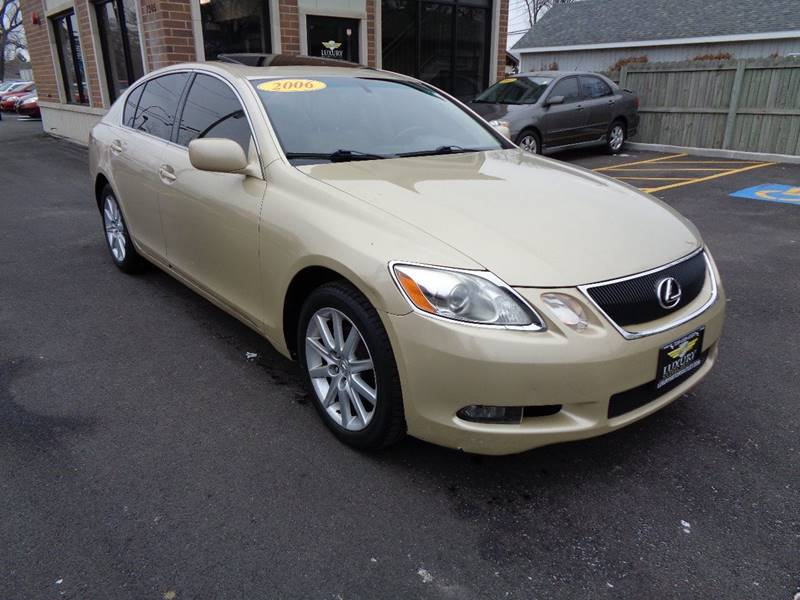 Lovely 2006 Lexus GS 300 AWD 4dr Sedan   Bridgeview IL
