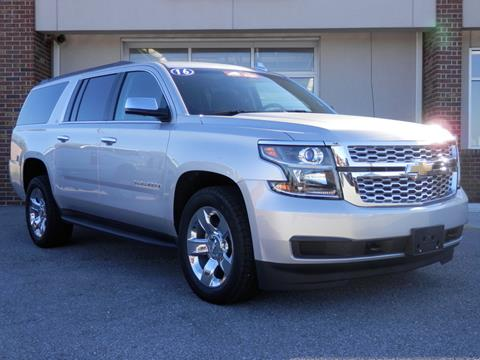 2016 Chevrolet Suburban for sale in Columbia, MO