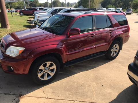 2008 Toyota 4Runner for sale in Springdale, AR
