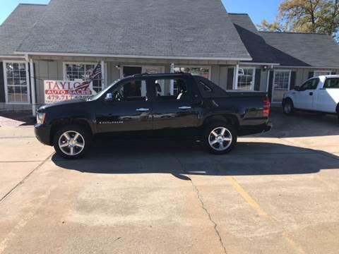 2009 Chevrolet Avalanche for sale in Springdale, AR