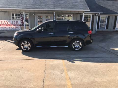 2008 Acura MDX for sale at Taylor Auto Sales in Springdale AR