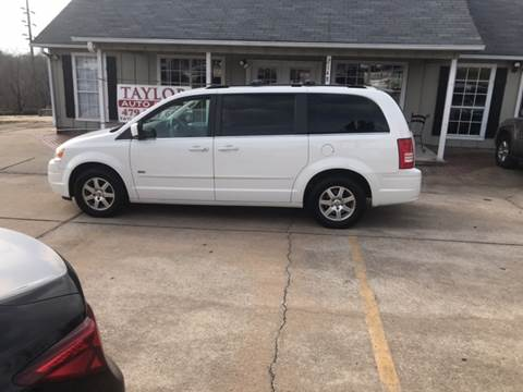 2008 Chrysler Town and Country for sale at Taylor Auto Sales in Springdale AR