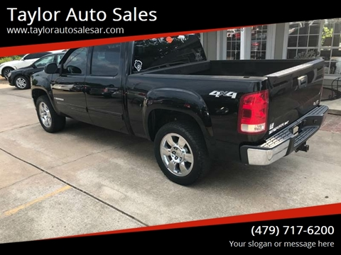 2009 GMC Sierra 1500 for sale at Taylor Auto Sales in Springdale AR