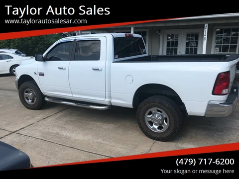2012 RAM Ram Pickup 2500 for sale at Taylor Auto Sales in Springdale AR