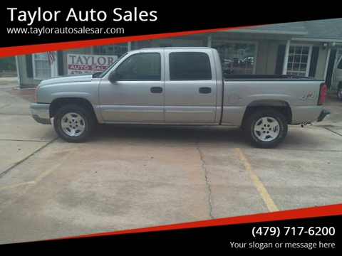 2006 Chevrolet Silverado 1500 for sale at Taylor Auto Sales in Springdale AR
