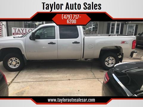 2007 Chevrolet Silverado 2500HD for sale at Taylor Auto Sales in Springdale AR