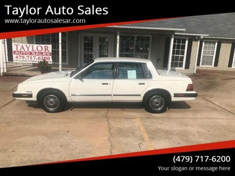 1988 Pontiac 6000 for sale in Springdale, AR