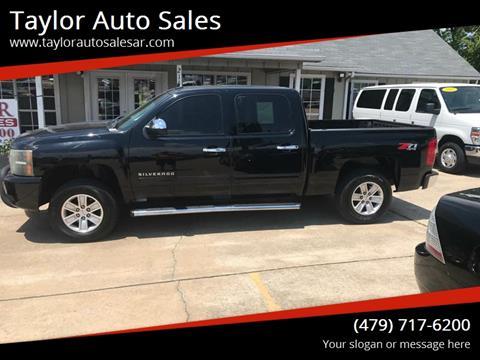 2011 Chevrolet Silverado 1500 for sale at Taylor Auto Sales in Springdale AR