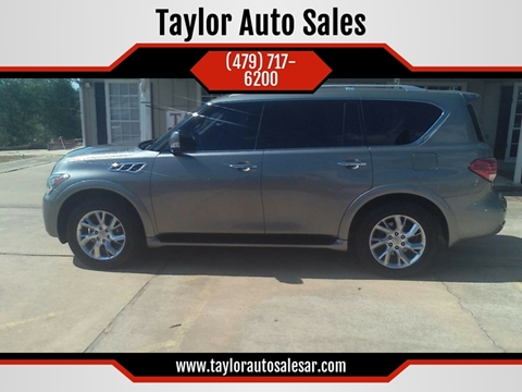 2011 Infiniti QX56 for sale at Taylor Auto Sales in Springdale AR