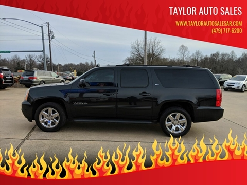 2011 GMC Yukon XL for sale at Taylor Auto Sales in Springdale AR