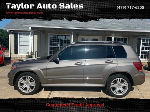 2014 Mercedes-Benz GLK for sale at Taylor Auto Sales in Springdale AR