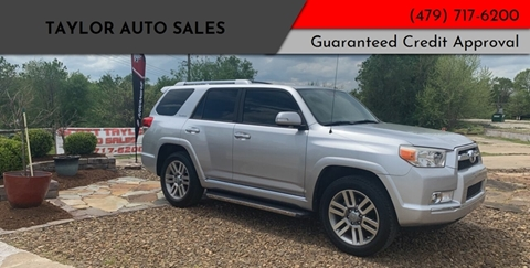 2011 Toyota 4Runner for sale at Taylor Auto Sales in Springdale AR