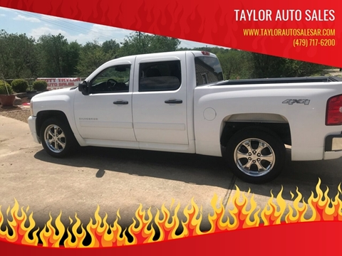 2010 Chevrolet Silverado 1500 for sale at Taylor Auto Sales in Springdale AR