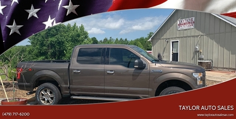 2015 Ford F-150 for sale in Springdale, AR