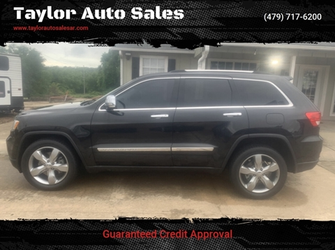 2011 Jeep Grand Cherokee for sale at Taylor Auto Sales in Springdale AR