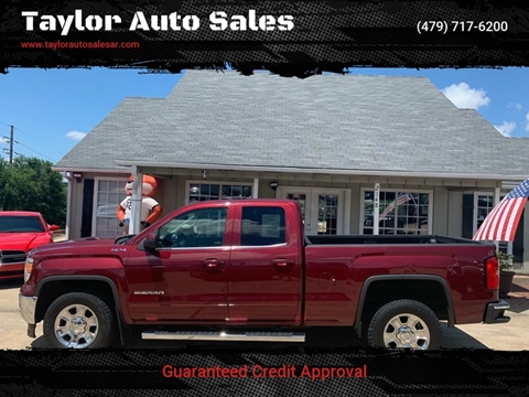 2014 GMC Sierra 1500 for sale in Springdale, AR