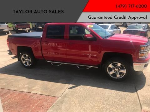 2014 Chevrolet Silverado 1500 for sale at Taylor Auto Sales in Springdale AR