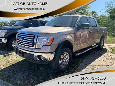 2012 Ford F-150 for sale at Taylor Auto Sales in Springdale AR