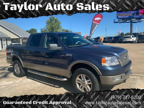 2005 Ford F-150 for sale in Springdale, AR