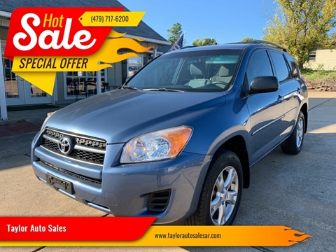 2012 Toyota RAV4 for sale at Taylor Auto Sales in Springdale AR