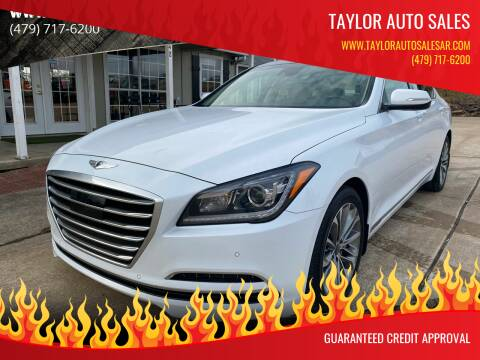 2015 Hyundai Genesis for sale at Taylor Auto Sales in Springdale AR