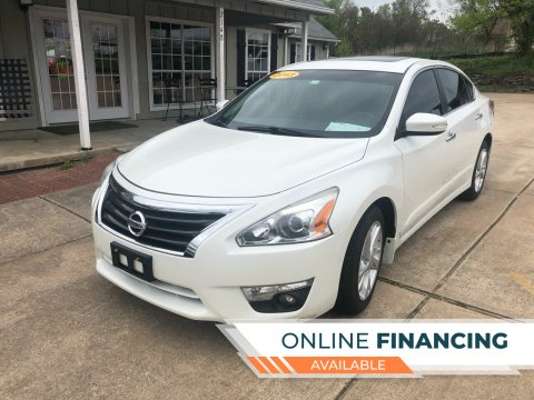 2013 Nissan Altima for sale at Taylor Auto Sales in Springdale AR