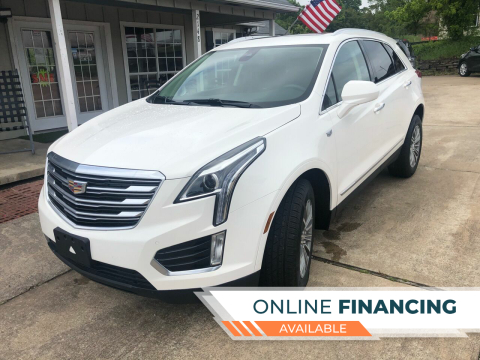 2018 Cadillac XT5 for sale at Taylor Auto Sales in Springdale AR