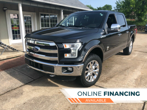 2015 Ford F-150 for sale at Taylor Auto Sales in Springdale AR