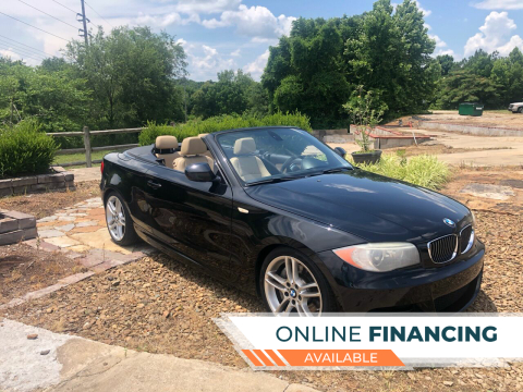 2013 BMW 1 Series for sale at Taylor Auto Sales in Springdale AR