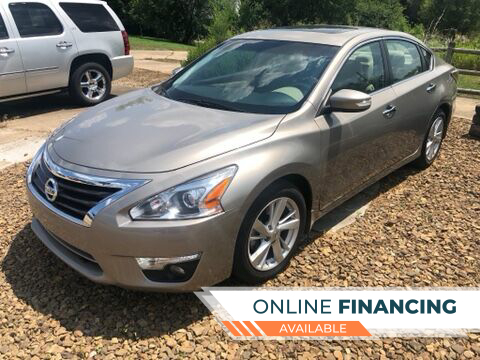 2015 Nissan Altima for sale at Taylor Auto Sales in Springdale AR